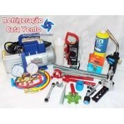 Kit para refrigeração e ar condicionado 07