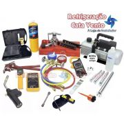 Kit para refrigeração e ar condicionado CL4