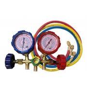 Manifold Todos Os Gases R22/ 134A/ 404A/ 410 + 2AD 87