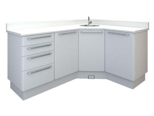 Armário Odontológico Planejado 01 - 1.80 x 1.30m