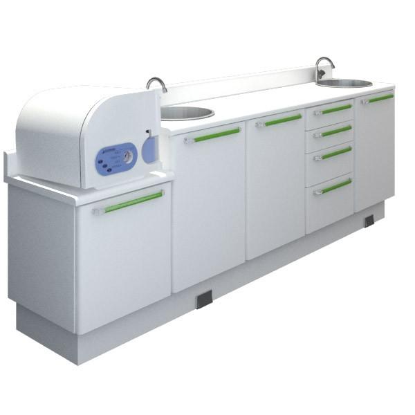 Armário Odontológico Planejado 12 -  2.50m