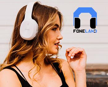 fone de ouvido grande