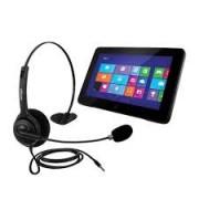 Fone de Ouvido Headset HN21 Mobile Cygnus Flex Plug P2 - Unixtron