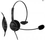 Fone Ouvido headset Usb HD800 Flex USB Unixtron Sem Ruídos
