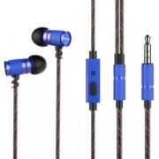 Fones de ouvido intra-auriculares estéreo Awei ES660i azul