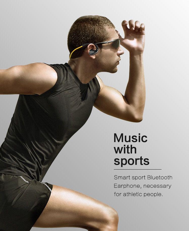 A880BL Awei Fone de Ouvido Bluetooth para Sport