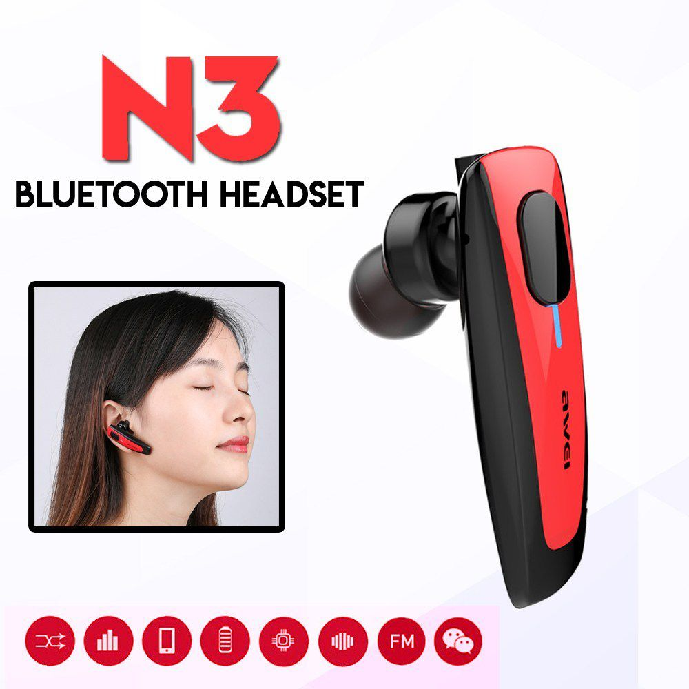 Awei N3 Wireless Smart Headset