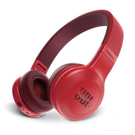 E45 BT JBL - Fone de Ouvido Bluetooth On Ear - vERMELHO