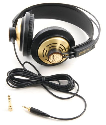 Fone de Ouvido AKG K121 Studio Over Ear