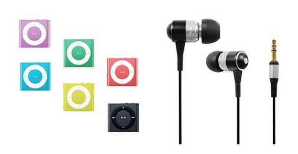 Fone de Ouvido Awei ES-Q3 Stereo In-ear Isolamento de Ruído -  Prata