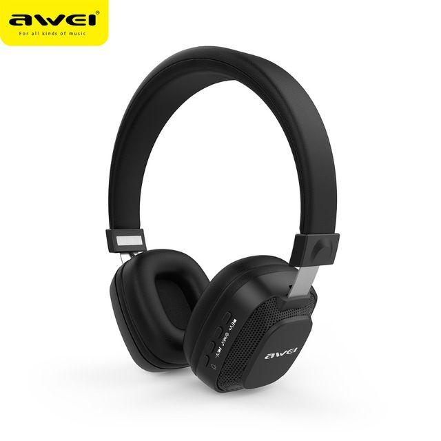 Awei A760BL Fone de Ouvido Bluetooth On Ear