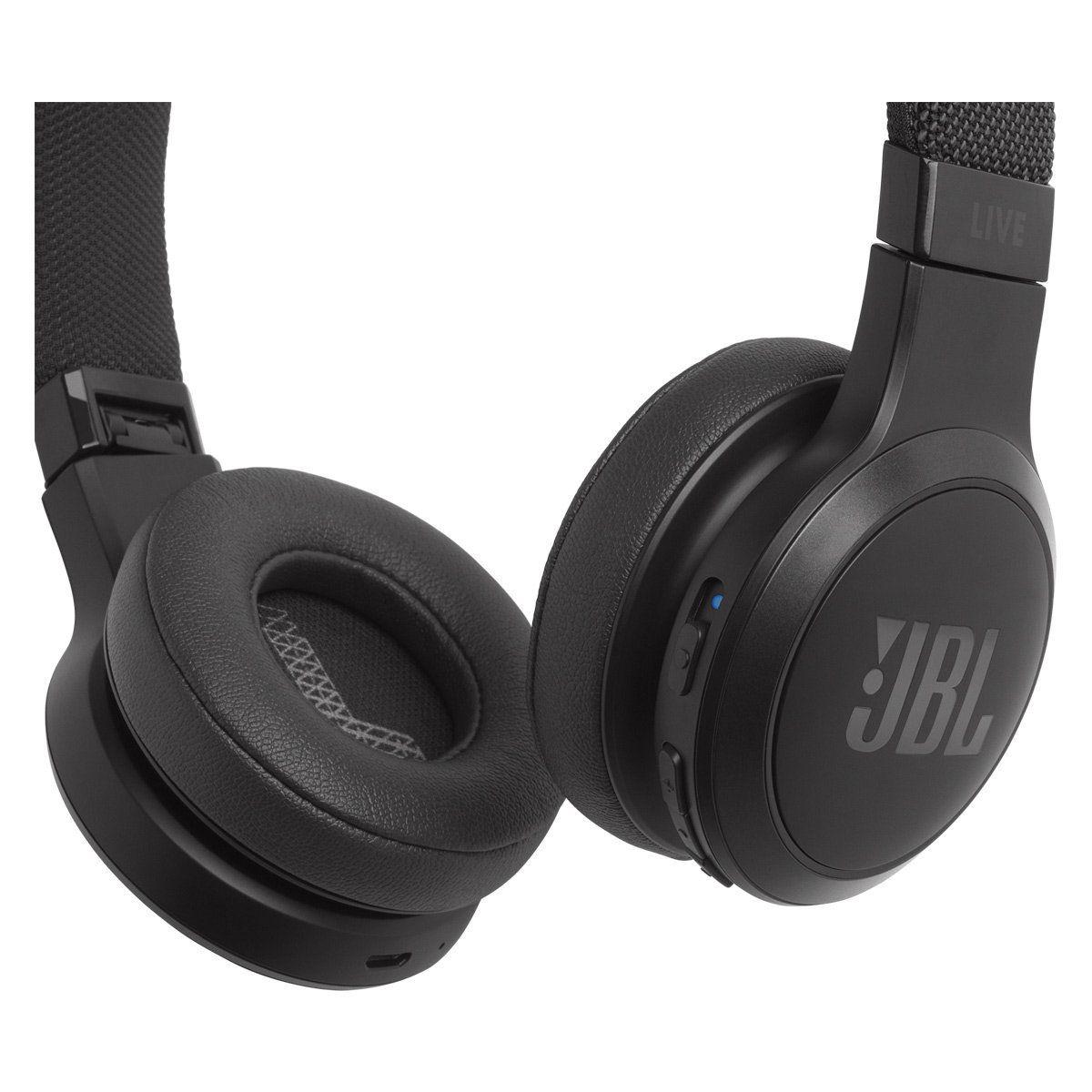 Fone de ouvido Bluetooth JBL LIVE 400BT