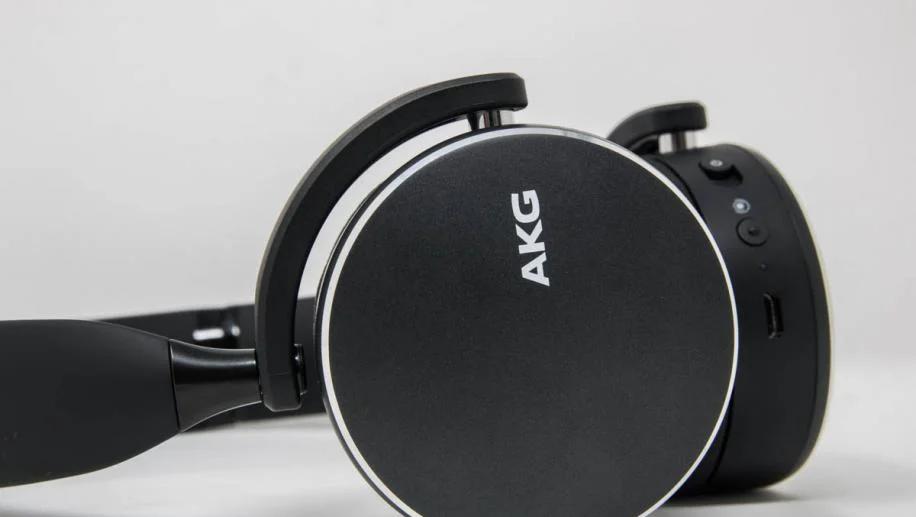 Fone de Ouvido Bluetooth On Ear AKG Y500 - Foneland