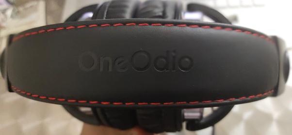 Fone De Ouvido Dj Studio Oneodio Pro-10  Profissional Super Bass  Verm