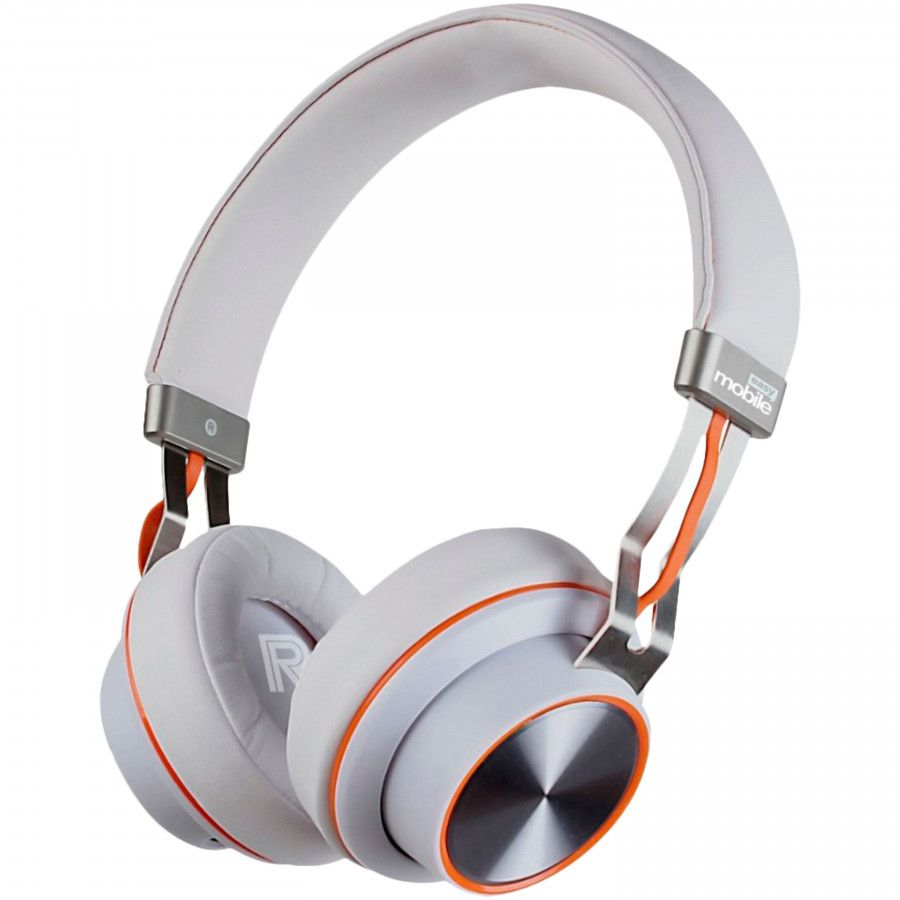 Freedom 2 - Fone de Ouvido Bluetooth On Ear - Easy Mobile - Branco