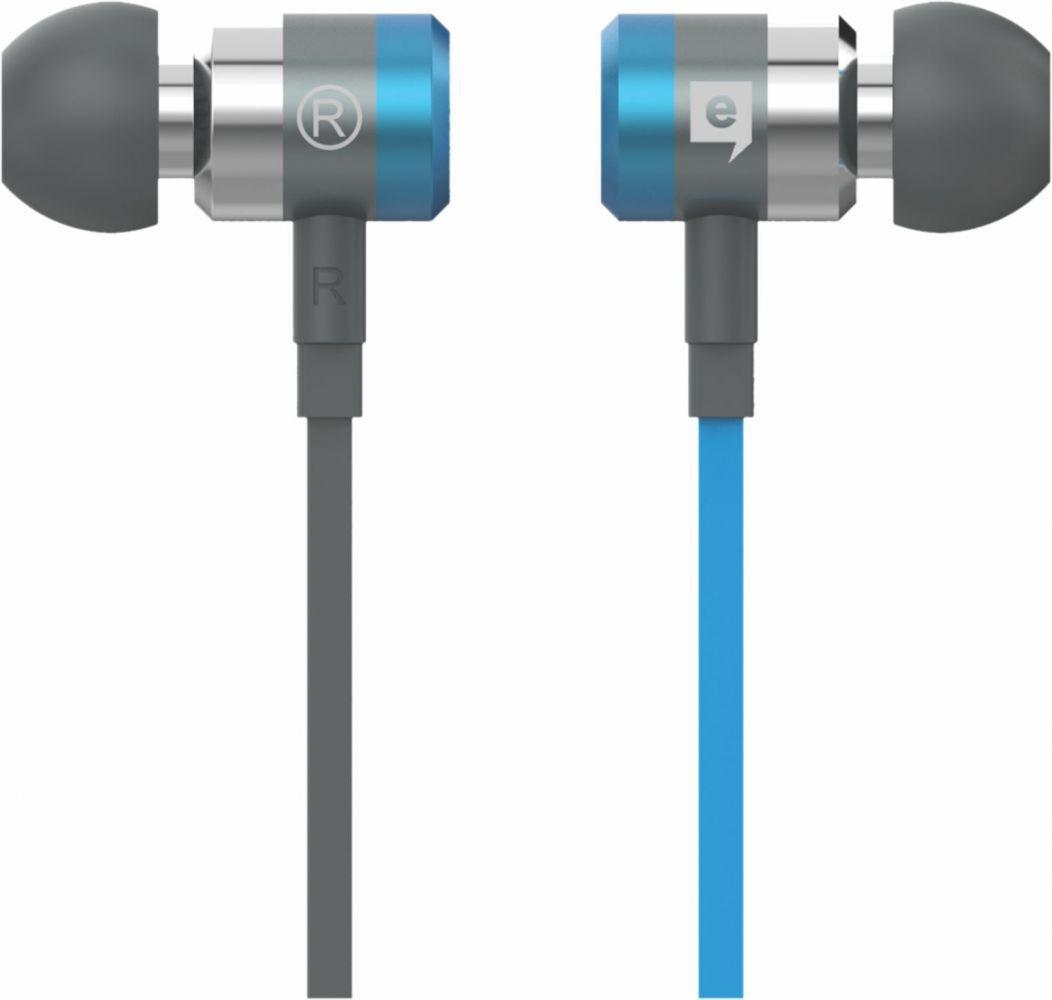 Fone  de Ouvido easy mobile Sharp Bass Azul |Foneland