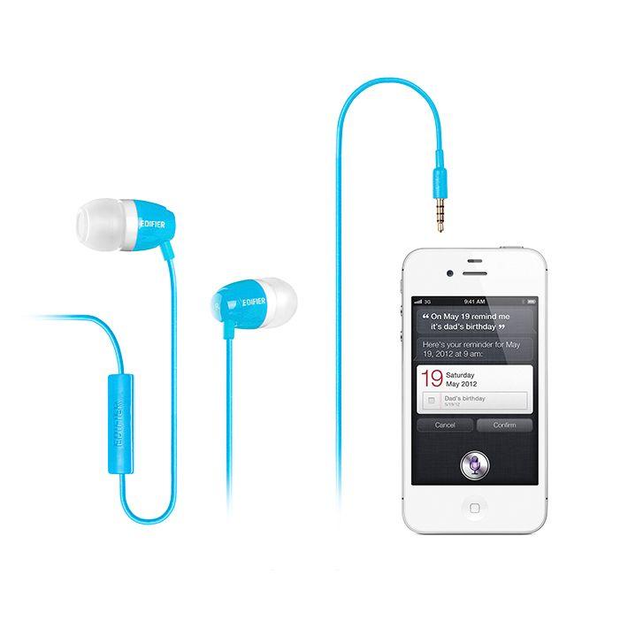 Fone de ouvido Edifier H220P Azul