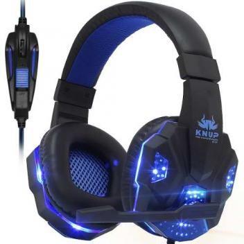 Fone de Ouvido  Feasso FONE-708 com Vibração e LED