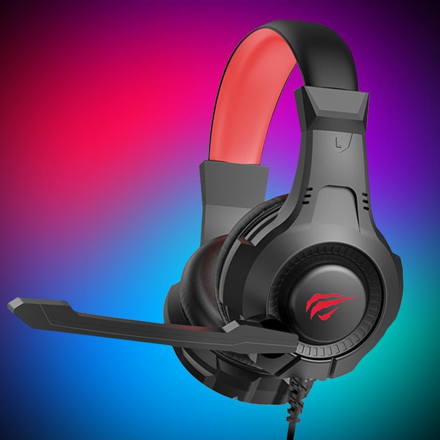 Fone de Ouvido Havit H2031d Headset Gaming