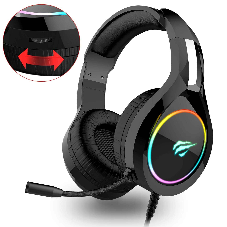 Fone de Ouvido Headset Gamer Havit Hv-h2232d