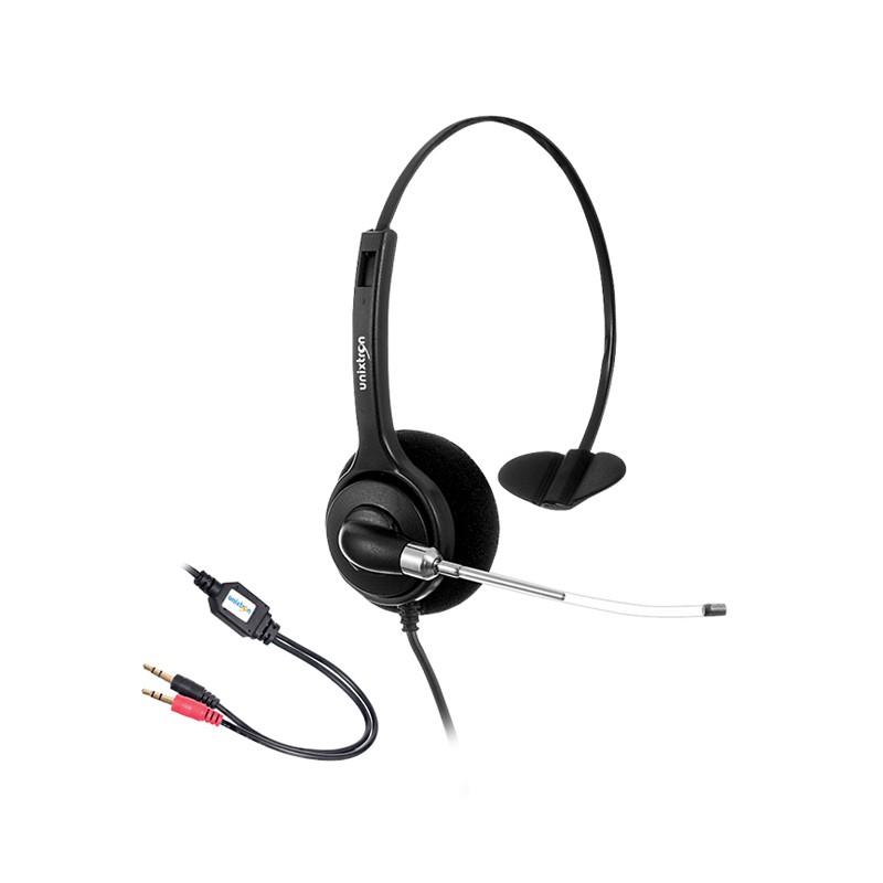 Fone de Ouvido Headset HN10M Cygnus Voice  Multimidia