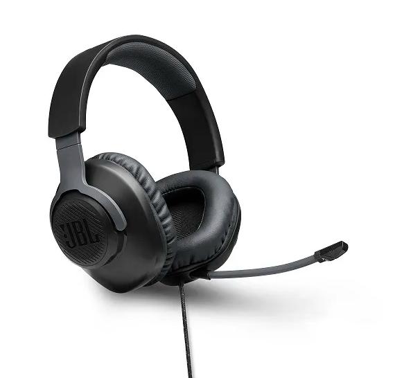 Fone de Ouvido Headset JBL Quantum 100 Gamer