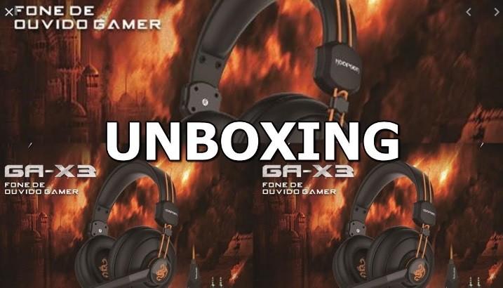 Fone de Ouvido Hoopson GA-X3 – Headset Pro Game Stereo