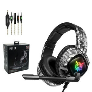 Fone de ouvido intra-auricular Onikuma K19 stereo com redução de ruído