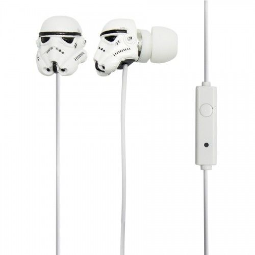Fone de Ouvido iWill Earphone Star Wars Storm Trooper