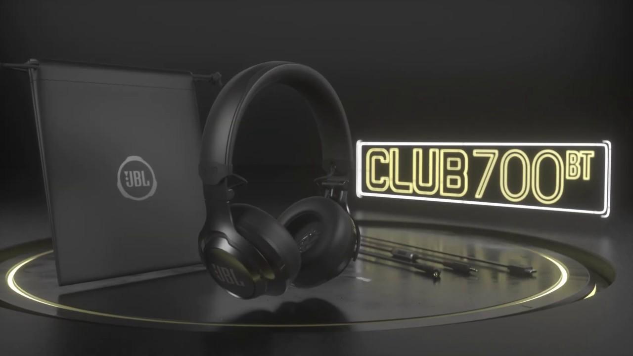Fone De Ouvido JBL  Club 700bt Bluetooth