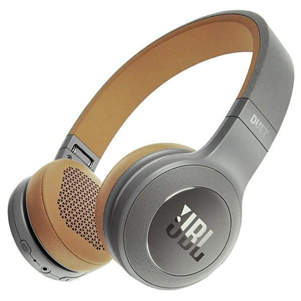 JBL DUET BT GRY Fone de ouvido Bluetooth On-ear