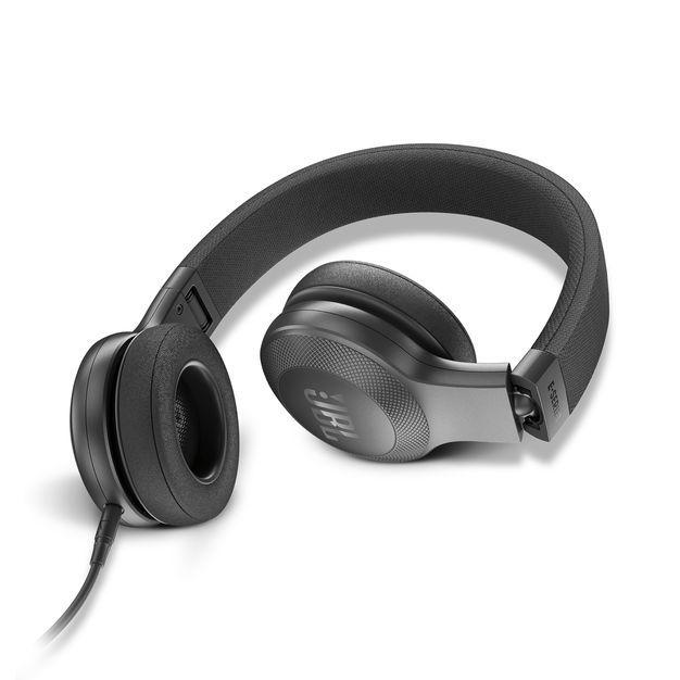 JBL E35 JBL Fone de ouvido On Ear - preto