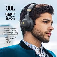 Fone de Ouvido JBL E55BT Quincy Edition| Foneland