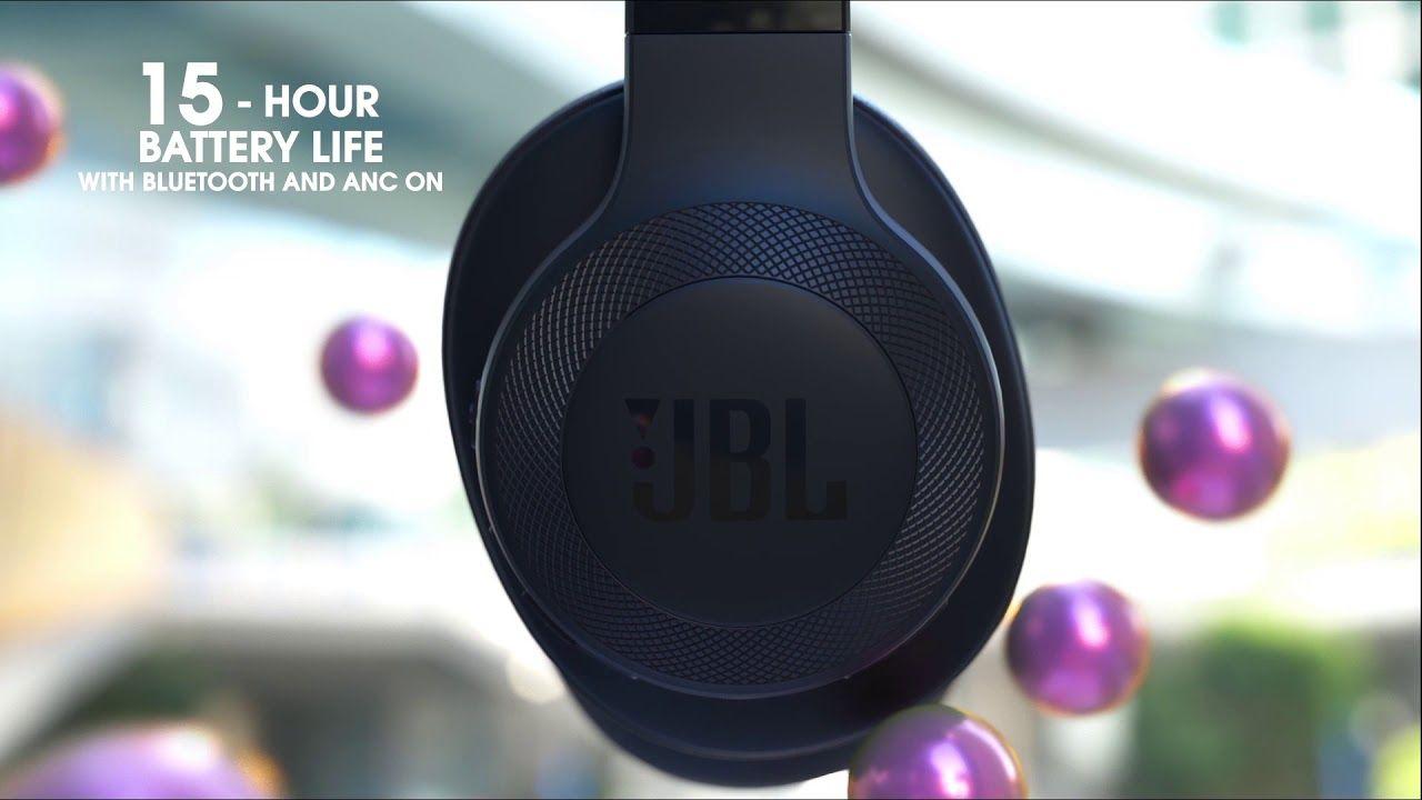 Fone de ouvido JBL E65 BTNC