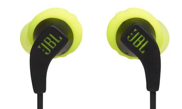 Fone de Ouvido JBL Endurance RUN BT - Preto amarelo