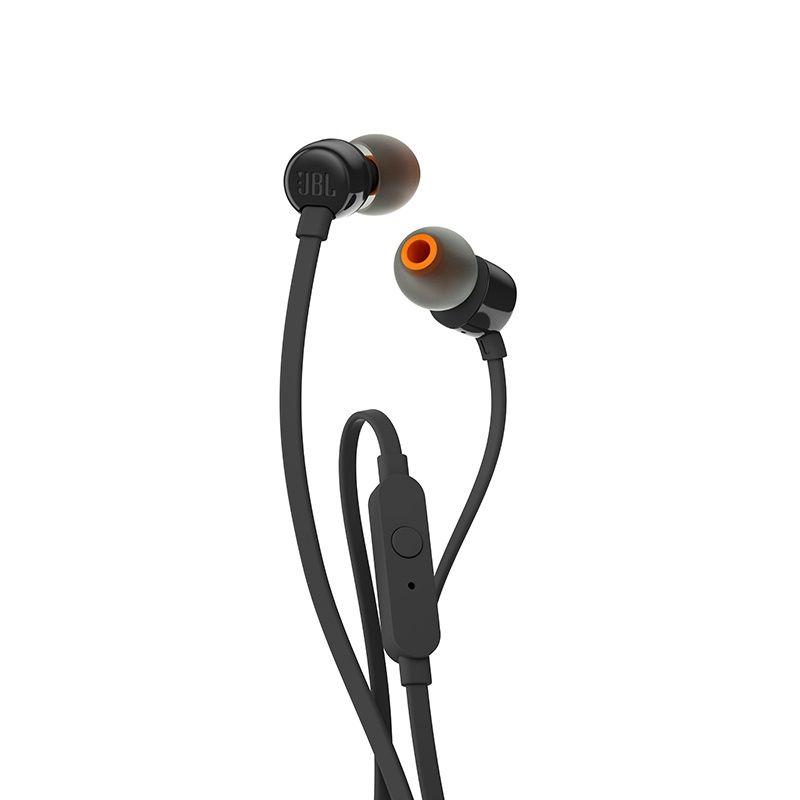 Fone de ouvido JBL T110 Blk