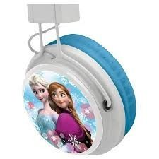 Fone de Ouvido Frozen Princesa Anna e Elsa Multilaser PH129