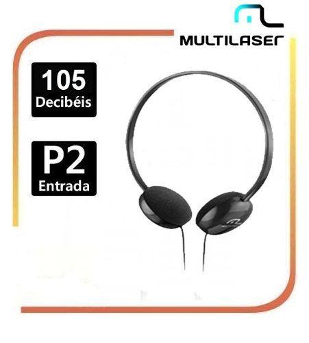 Fone de Ouvido Multilaser PH063
