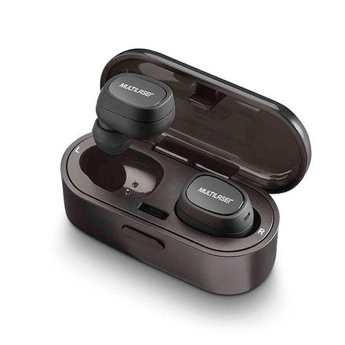Fone de Ouvido Multilaser PH249 TWS Bluetooth com Case Carregador
