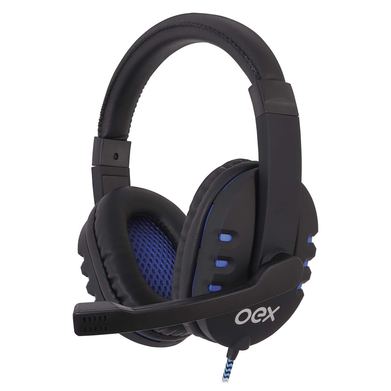 Fone de Ouvido OEX Game Headset Bit HS 206|Foneland