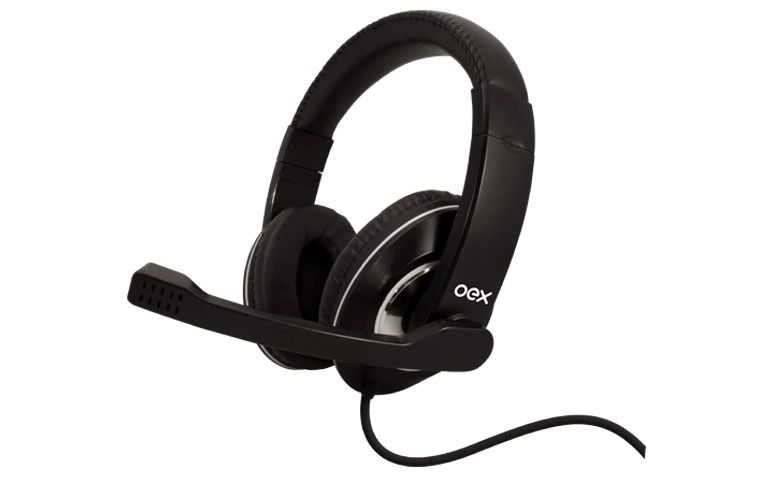 Fone de Ouvido OEX Game Headset USB Prime HS 201