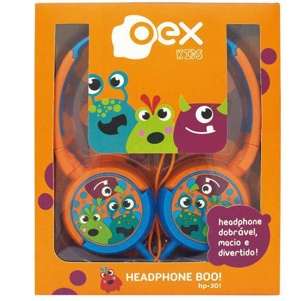 Fone De Ouvido  Oex Hp301 BOO - |Foneland