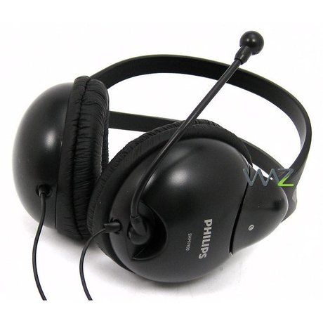 Fone de ouvido Philips SHM1900