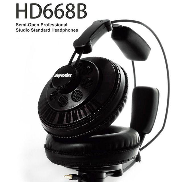 Fone de Ouvido Profissional Superlux HD668B