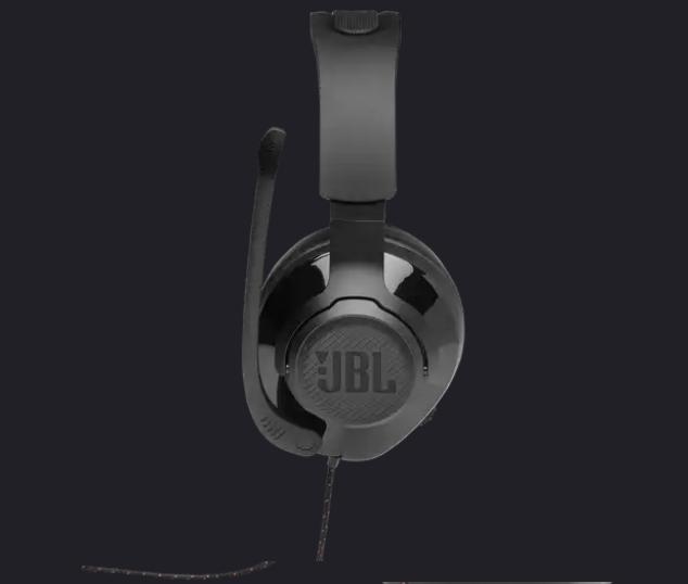 Fone de Ouvido JBL Quantum 200 •  é na Foneland