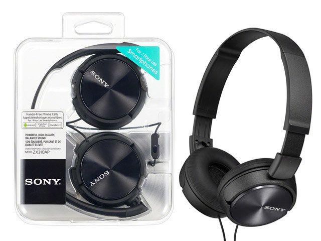 Fone de Ouvido Sony MDR-ZX310AP/BQCE7