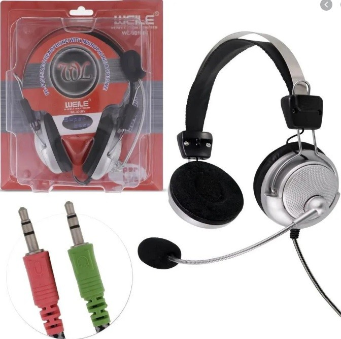 Fone de Ouvido Souye SY-301  Headfone Estéreo Com Microfone