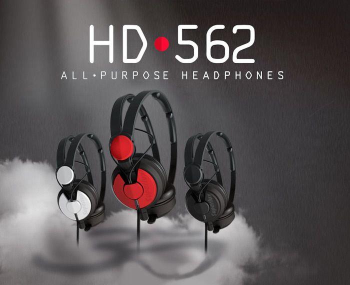 Fone de ouvido SuperLux HD562