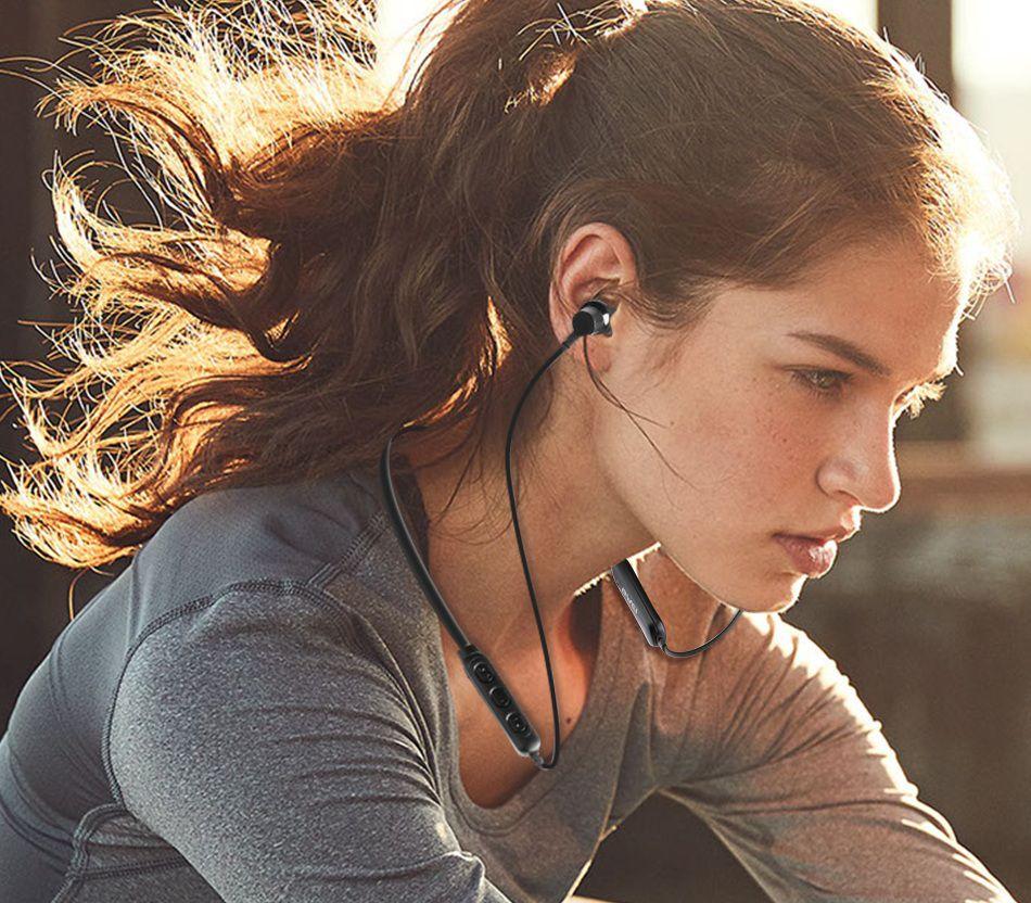 G20BL Awei Fone de Ouvido Bluetooth Sport Earphone