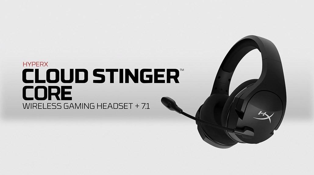 Headset HyperX Cloud Stinger Core Gaming 7.1 | Foneland